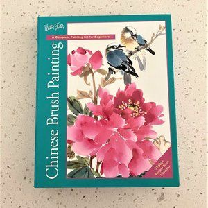 Chinese Brush Painting Kit for Beginnners - NIB